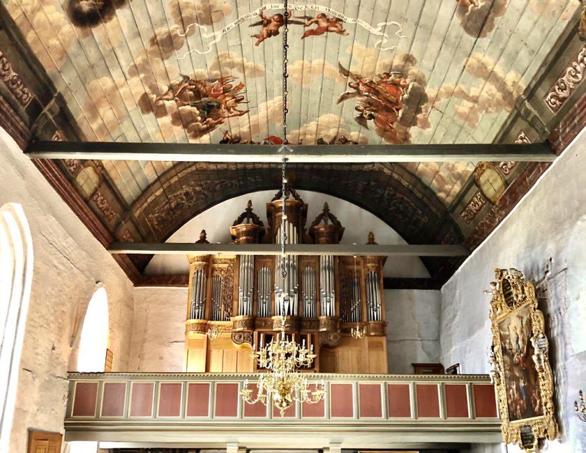 Orgelführung in der St. Laurentiuskirche