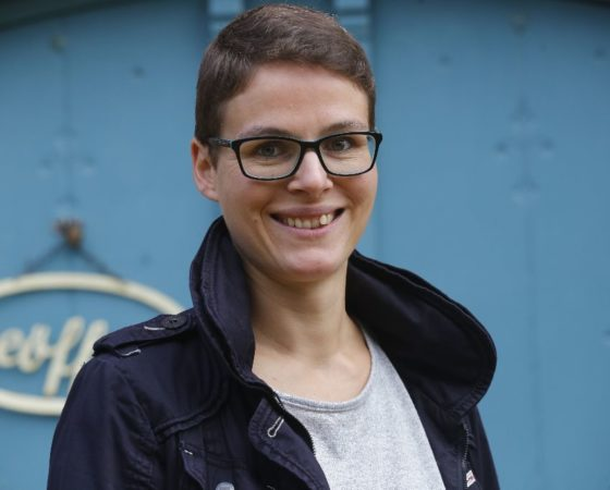 Christiane Böhm ist Pastorin in Tönning